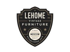 Dribbble - Lehome Vintage Furniture by Steve Wolf