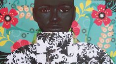 African American Artist Jamea Richmond Edwards...watch out for her