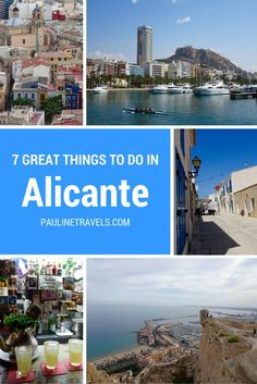 Why go to Alicante? If you need a small getaway with culture, tasty food and…
