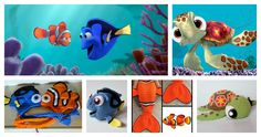 We have rounded up a few Finding Dory Crochet Patterns for your inspiration. These are not all free but they are amazing!