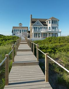 Beahc House Back of House Architecture Ideas. Davitt Design Build, Inc. Beahc House Back of House Architecture Ideas. Davitt Design Build, Inc. Coastal Cottage, Coastal Homes, Coastal Living, Beach Homes, Coastal Bedrooms, Coastal Decor, Beach House Plans, Beach House Decor, Newport