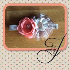 Haarbandje made by J. kids op Facebook  www.facebook.com/MadebyJ.4kids