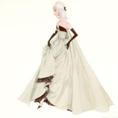 Fashion Makayla Barbie Print : Popular Artwork For Girls at PoshTots