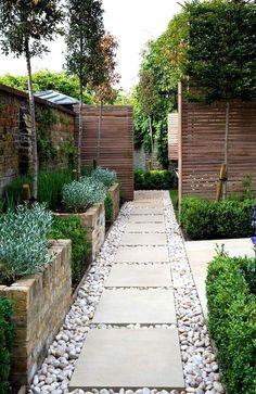 Small Courtyard Gardens, Back Gardens, Small Gardens, Patio Gardens, Zen Gardens, Tropical Gardens, Backyard Garden Design, Small Garden Design, Patio Design