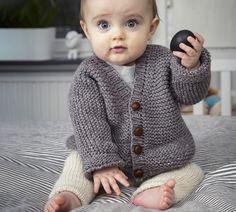 Knitting For Kids, Baby Knitting Patterns, Chrochet, Knit Crochet, Baby Barn, Gudrun, Handicraft, Pullover, Sewing