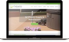 Our Work - Falconics Social Media Marketing, Digital Marketing, Website Software, Web Design, Graphic Design, Composite Decking, Client, Clean Design, This Is Us