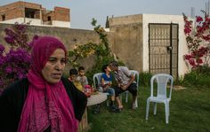 """May 29, 2015 MAURICIO LIMA FOR THE NEW YORK TIMES Hamida Ajengui says the Tunisian state police beat her and threatened her with rape when she was 21. """"I was broken,"""" she said."""