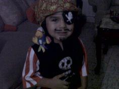 Mi pirata del Caribe.**