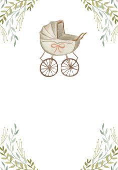 Baby Shower Background, Flower Background Wallpaper, Flower Backgrounds, Vintage Floral Backgrounds, Baby Boy Cards, Baby Shower Cards, Shower Baby, Clipart Baby, Flower Graphic Design
