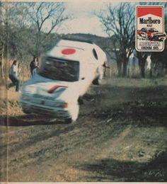 Ari vatanen Argentina 85' Grand Raid, 205 Turbo 16, Peugeot 106, Rally Raid, Toyota Celica, Courses, Motors, Motorcycles, Wheels
