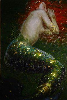 Mermaid slumber