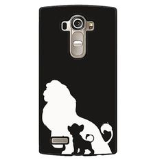 Simba Lion King Phonecase Cover Case For LG G3 LG G4