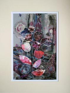 martina stecova - kompozicia s kvetmi 3, 2017