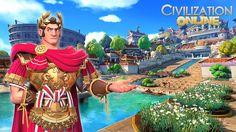 Videos de Civilization Online el MMO