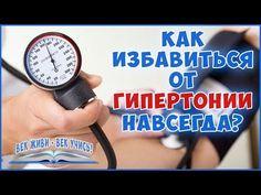 ГИПЕРТОНИЯ. Лечение легко навсегда! Высокое давление. Артериальная Гипертензия. Фролов Ю.А. - YouTube