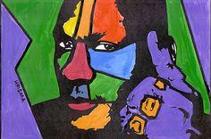 personal site for design, pop art, photography and macrame & kumihimo bracelets Pop Art Portraits, Michael Jordan, Macrame