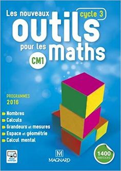 Cycle 3, Ebooks Pdf, France 1, Guided Math, Good Books, Web Design, Reading, Isabelle, Jean 2016