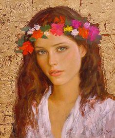 goyo dominguez paintings | ... Goyo, romantik - realist tarzıyla büyük beğeni kazandı. Goyo'nın