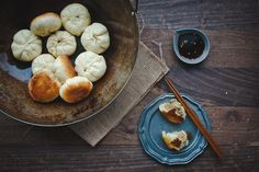 How to Make Chinese Steamed Buns: http://food52.com/blog/10172-how-to-make-chinese-steamed-buns-from-scratch #Food52