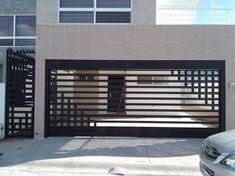 Home Gate Design, Gate Wall Design, House Main Gates Design, House Fence Design, Steel Gate Design, Front Gate Design, Home Building Design, Window Grill Design Modern, Balcony Grill Design