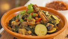 Marrakesh Vegetable, Chickpeas and Almond Curry | Good Chef Bad Chef
