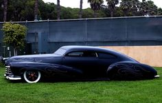 "1949 Cadillac Lead Sled ""Barry Weiss"""