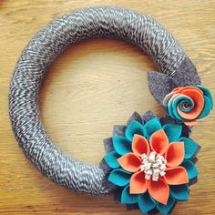 """10"""" wreath- SOLD"""