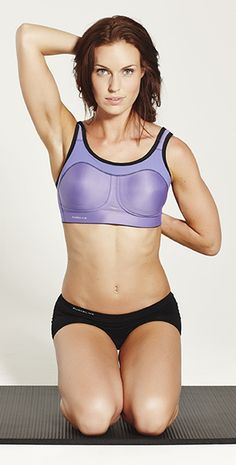 Purelime compression sports bra - best in test