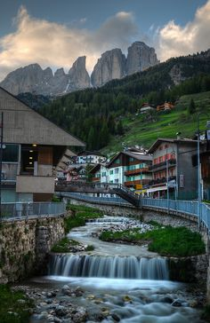 Canazei, Trentino-Alto Adige, Italy