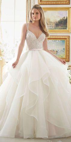 139 Ideas for Fall 2017 Wedding Dress Trends #weddingdress