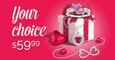 With many gifts starting at $59.99, we are your Valentines Day jeweler! http://www.samuelsjewelers.com