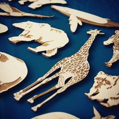 We are adding brand new animal magnets daily! Check them out in our shop and stay tuned for more.