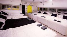 Big Brother Suomi 2010 makuuhuone #bigbrotherhouse #2010 #sisustusminna #sisustussuunnitteluminna