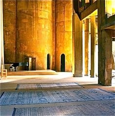 Ricardo Bofill old cement factory