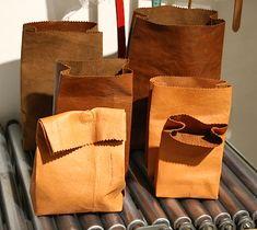 『 レザーな紙袋 』 | ESQUISSEBA BLOG