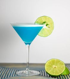 It's called a Lime Blue Lady - made with blue Curacao. It may look fake, but the flavor is totally real.