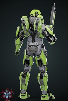 Cinematic Lighting, Halo Master Chief, Halo Game, Rwby, Drawings, Artwork, Fictional Characters, Armour, Character Design