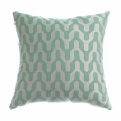 Softline Varna Decorative Feather Down 22-inch Pillow (Flamingo Pink), Size 20 x 20 (Cotton, Geometric)