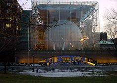 Best Planetariums In The World: Hayden Planetarium, New York City