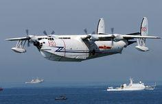 SH5 Aircraft