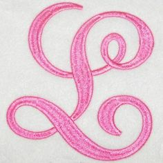 monogram fonts | Embroidery Fonts