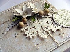 Dorota_mk: Pakujemy świąteczne prezenty