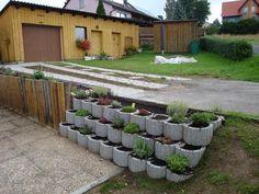 gartenbeet steine anlegen – performal, Best garten ideen | Garten ...
