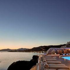 mykonos-luxury-hotel-sunset-view-10 Mykonos Luxury Hotels, Hotel Sunset, Sunsets, Spa, Boutique, Gallery, Water, Outdoor, Gripe Water