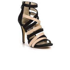 Michael Kors Jenna Sandal Heels shoes