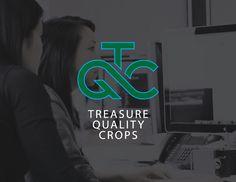 Logo Design for - Treasure Quality Crops