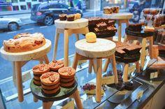 Gail's Bakery, Soho, London