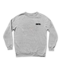 Advertype Crew by Girl | crailstore