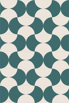 India Mahdavi's Bold Bisazza Tiles are Cement, not Ceramic - Core77