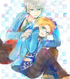 Izumi & Makoto | Ensemble Stars!